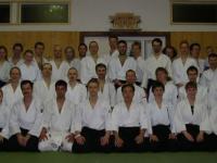 Семинар Сугавара Сенсея в Финляндии, весна 2004 года. В семинаре принимали участие айкидоки из Испании, Швеции, Финляндии и России.