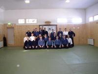 Групповой снимок участников семинара Сугавара сенсея, группа Катори.