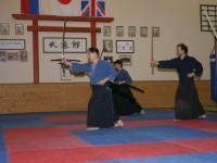 Катори. Тренировка по Тачи-ай Батто Дзюцу