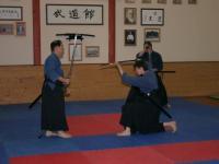Катори. Тренировка по Йай Дзюцу