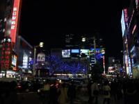 Токио, Синдзюку.
