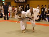 Техника на оценку Вазари в исполнении Солоницына Ильи. Чемпионат Мира по Айкидо 2009 года, Киото, Япония.